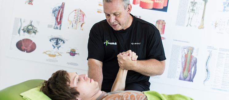 muskelspændinger i hele kroppen
